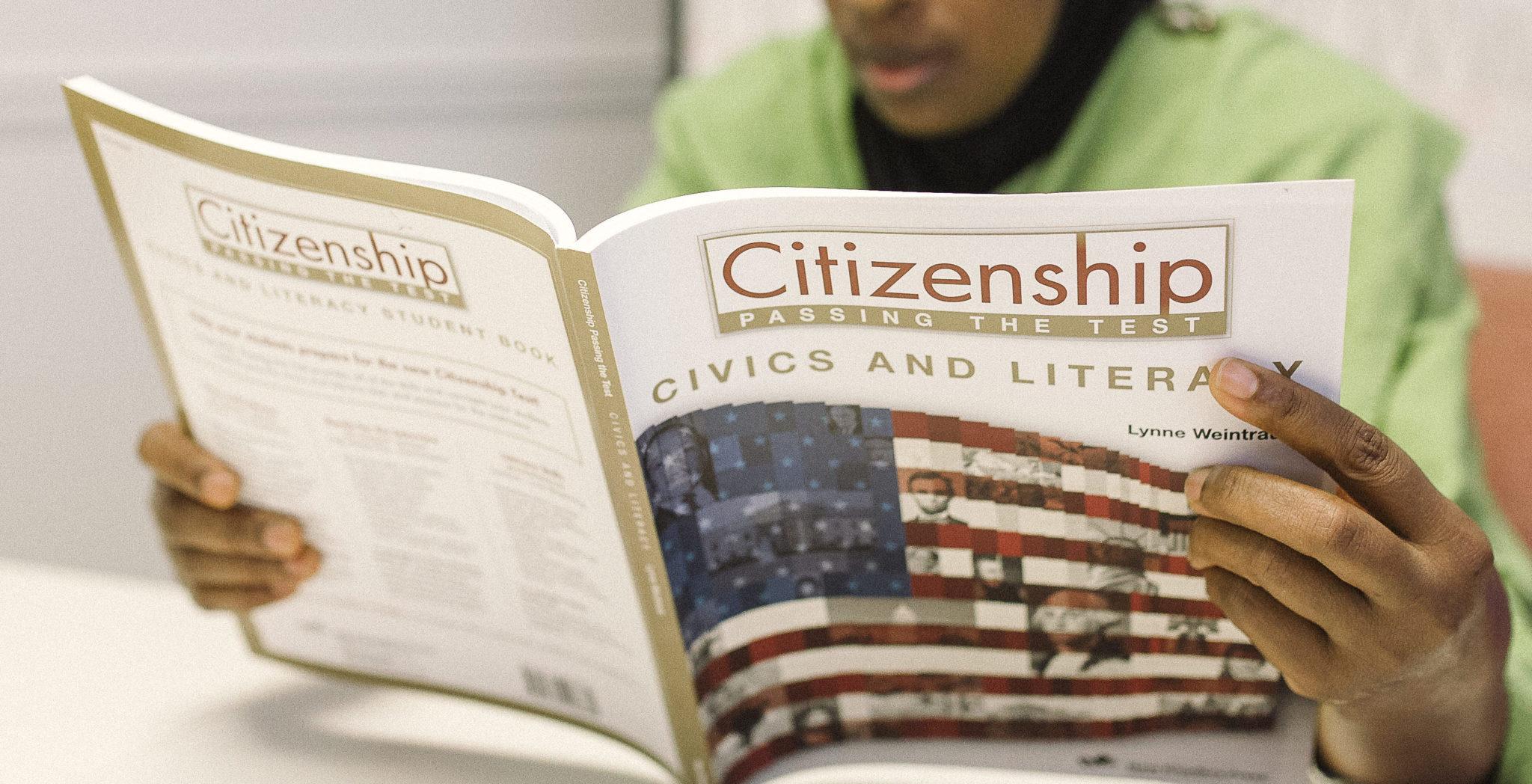 ESOL, CONVERSATION & CITIZENSHIP - Literacy Action, Inc